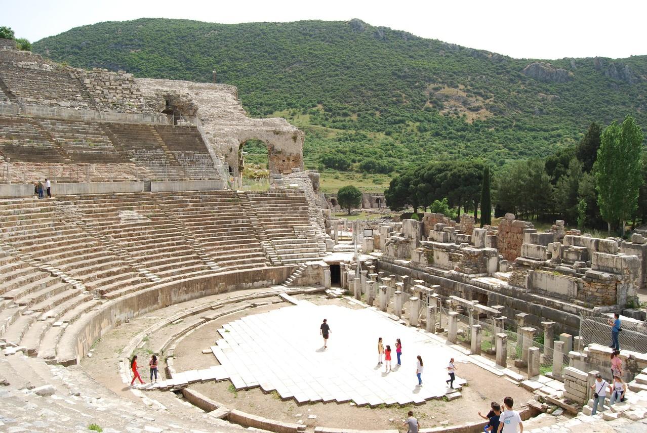 Ephesos Theater