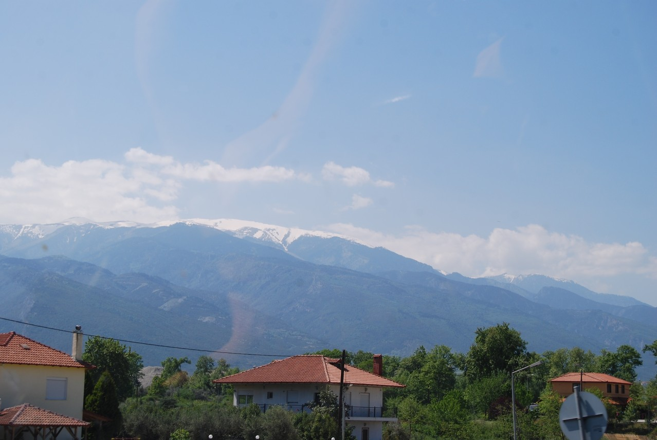 Der Berg Olymp
