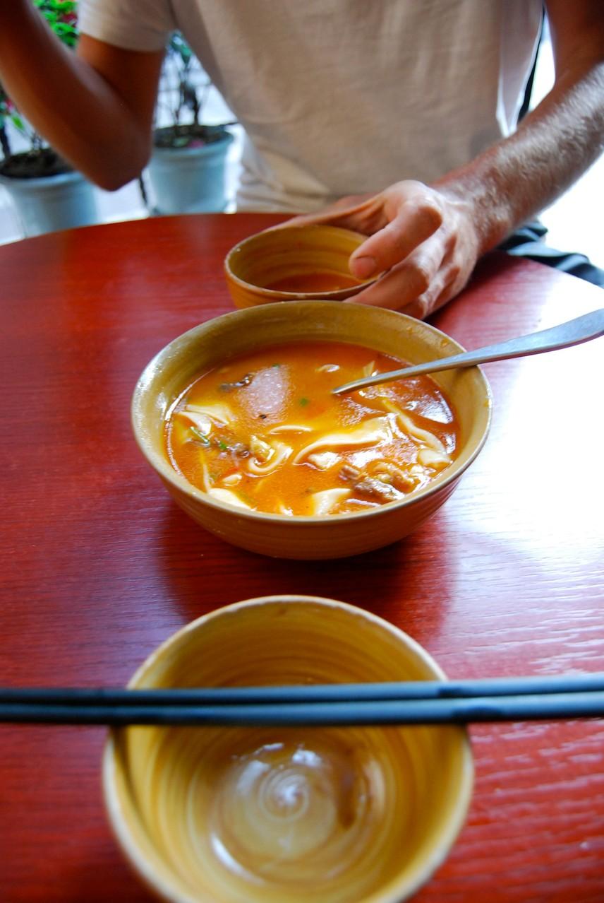 Davids Suppe