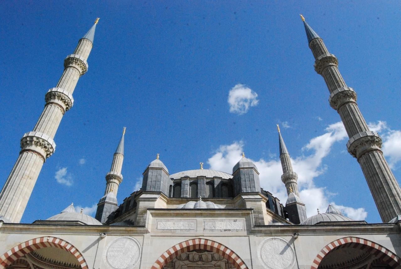 Sultan Ahmet Moschee in Edirne