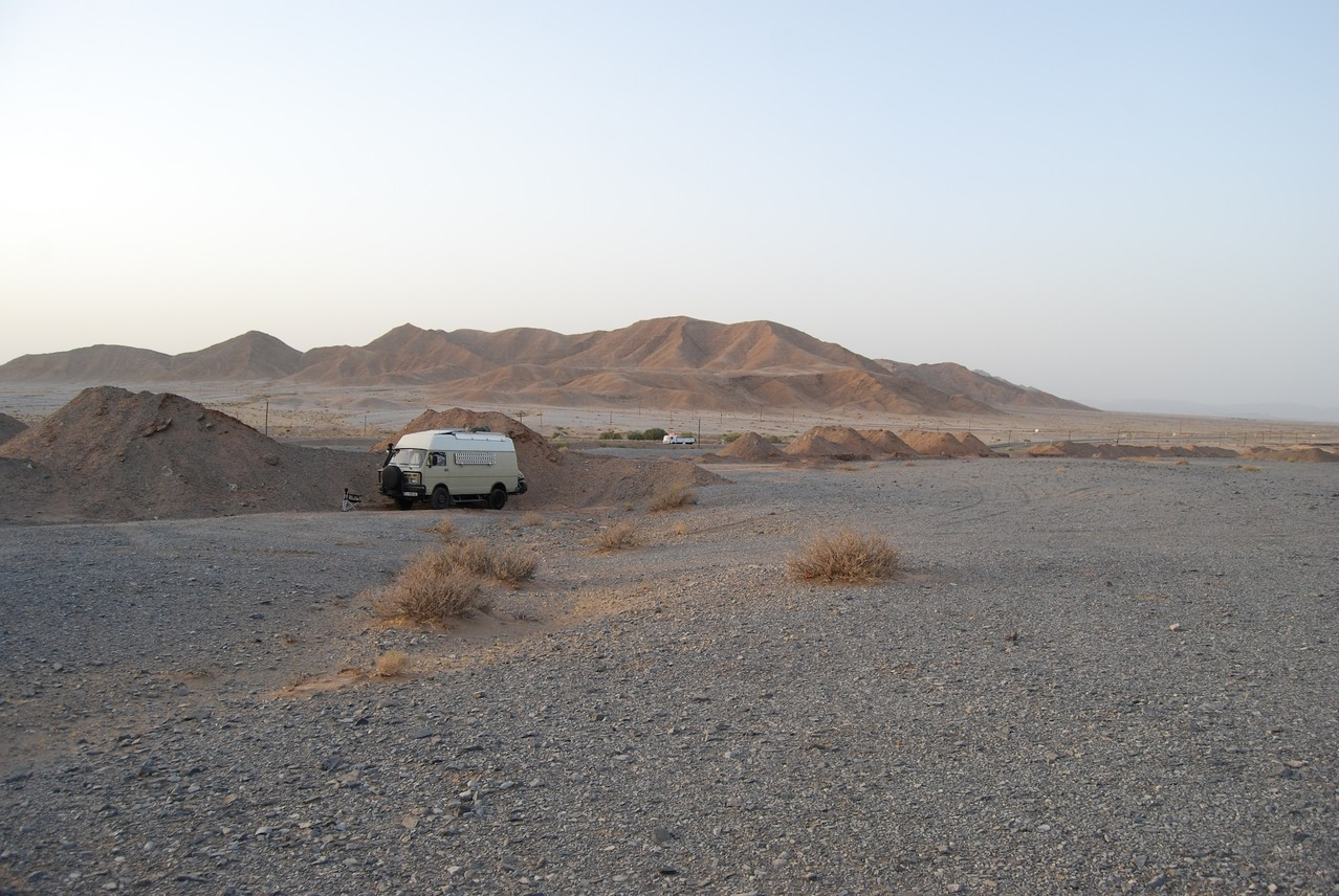 Dasht-e Kavir (Salzwüste)