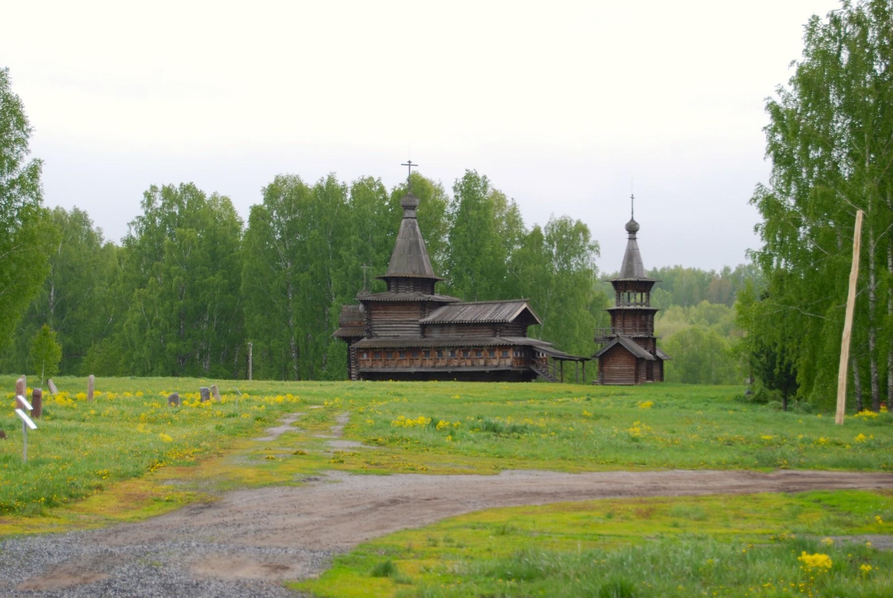 Noch eine wunderschöne orthodoxe Kirche