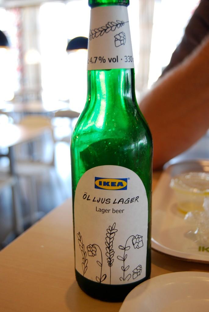 IKEA Bier :)