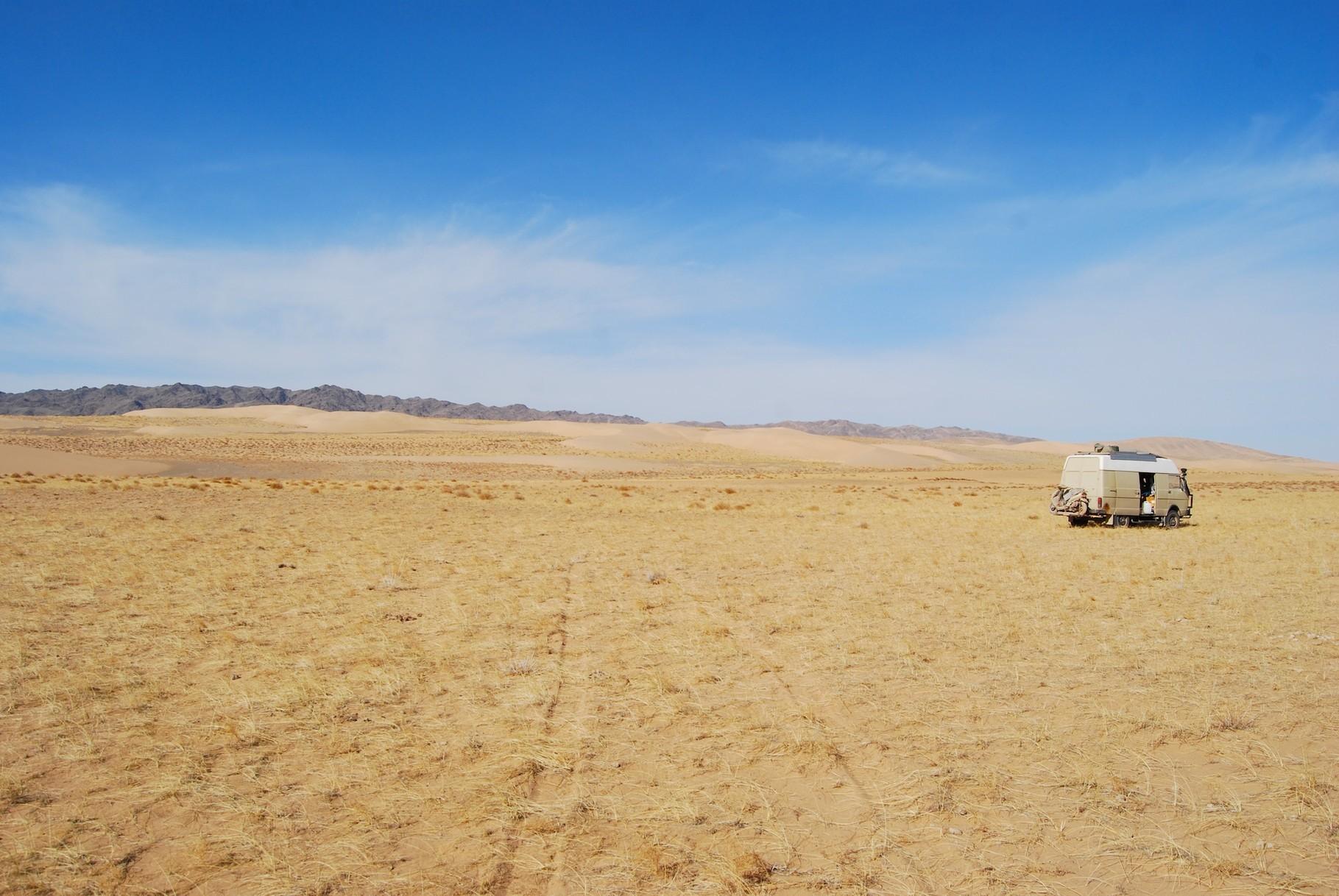 Die Dünen der Khongoryn Els