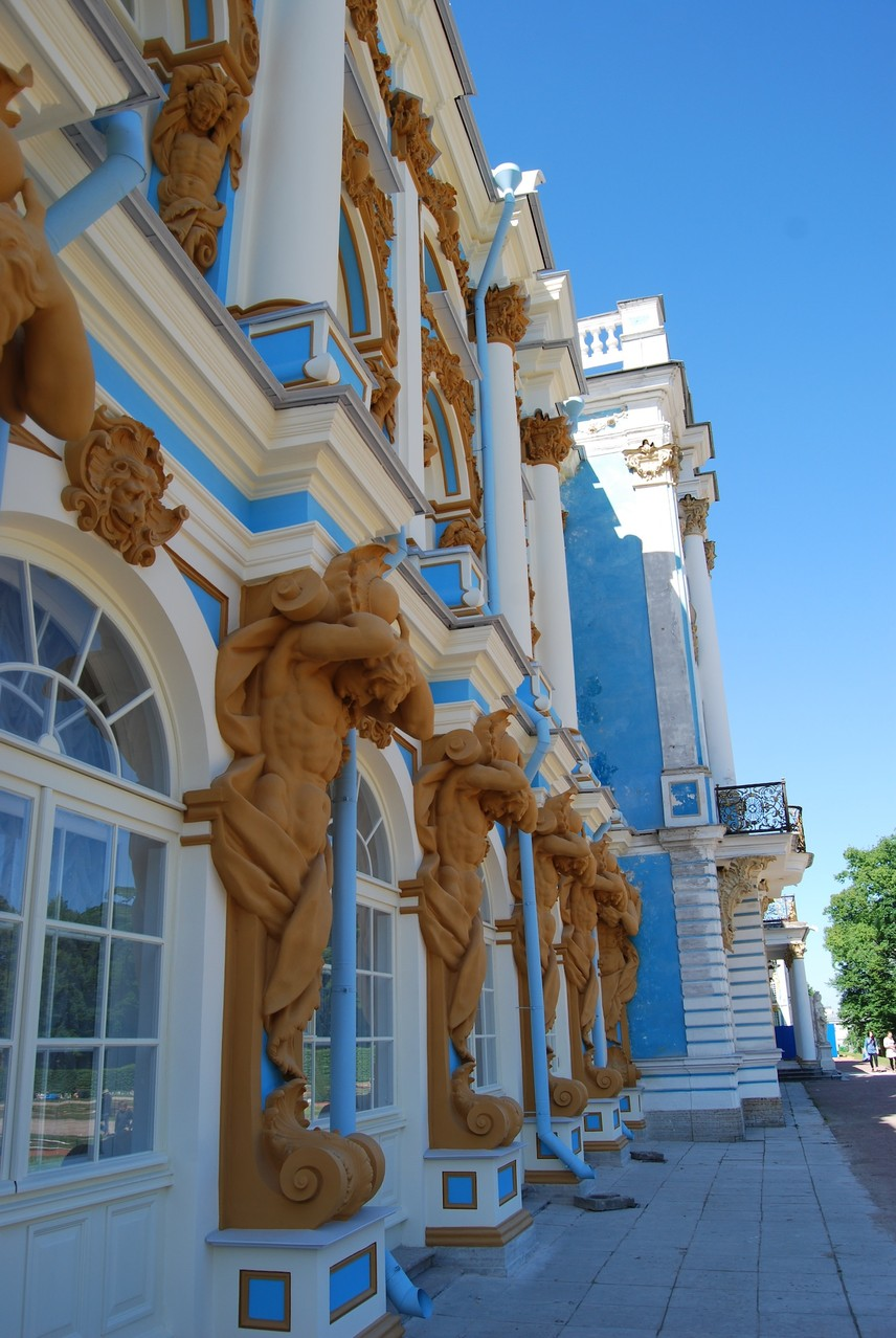 Ekaterinenpalast in Pushkin