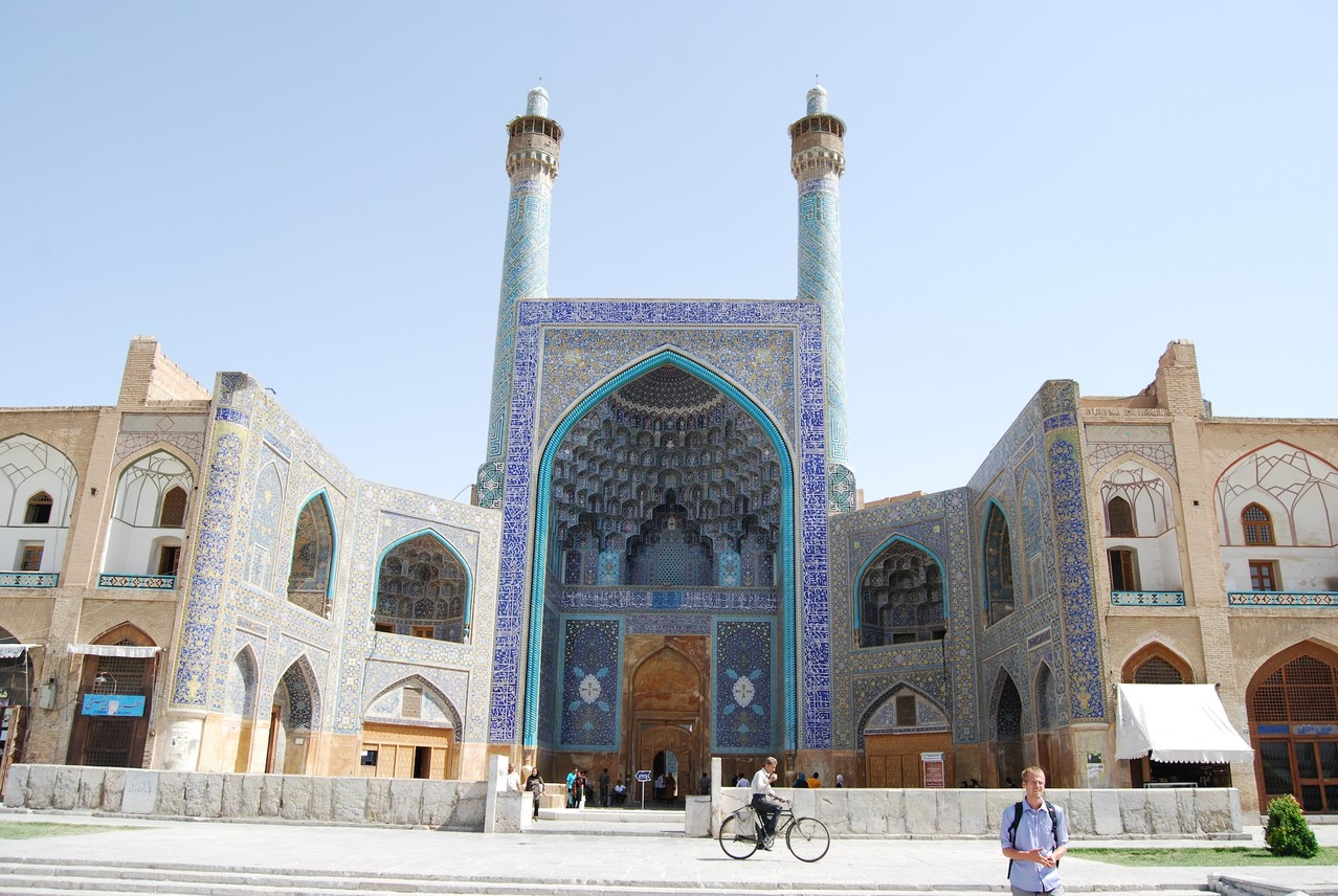 Moschee in Isfahan