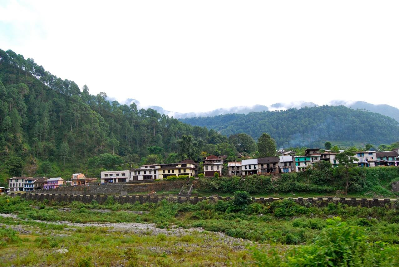Erste Eindrücke von Nepal