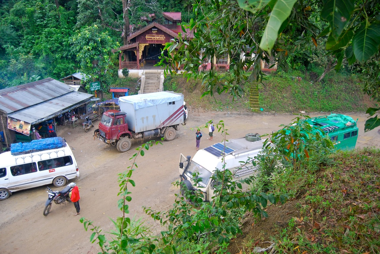 Guten Morgen Myanmar!