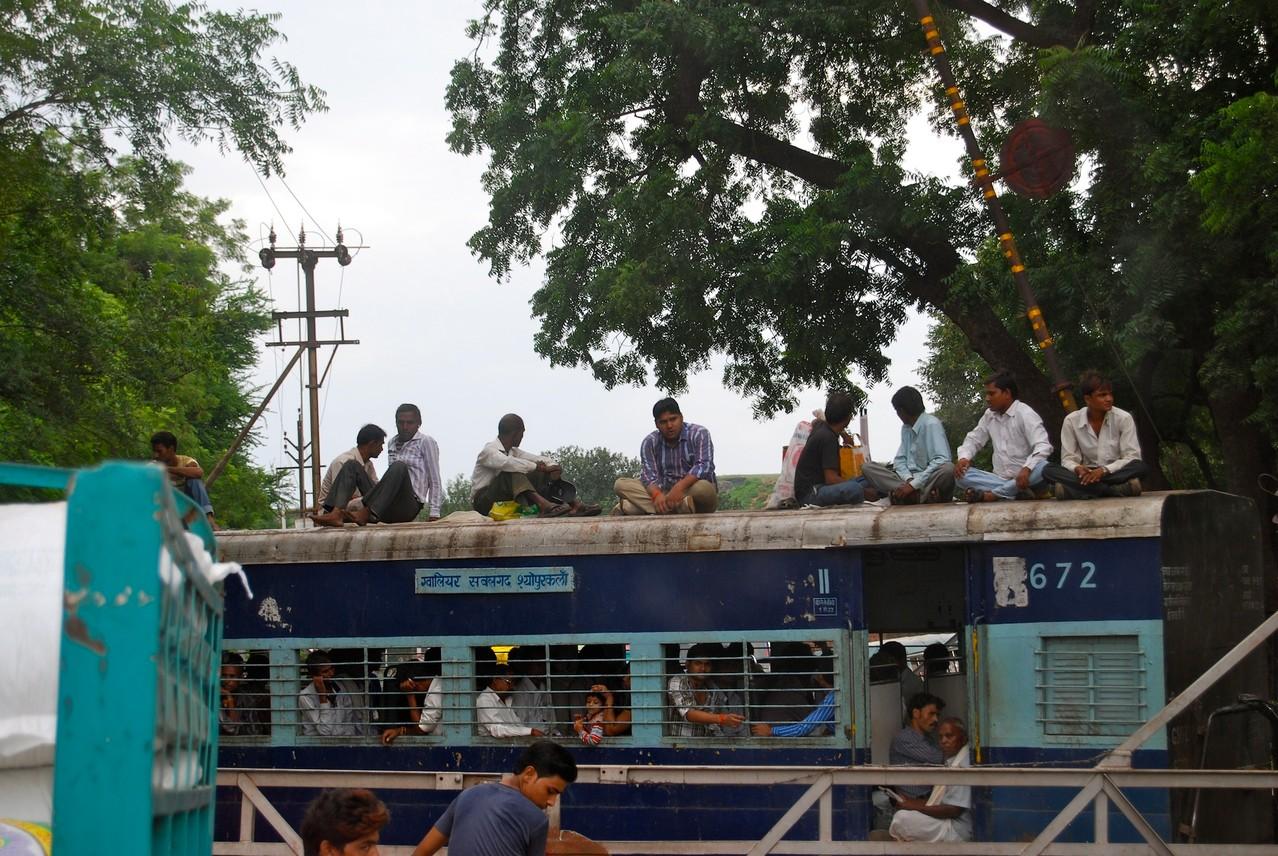 Indiens Züge