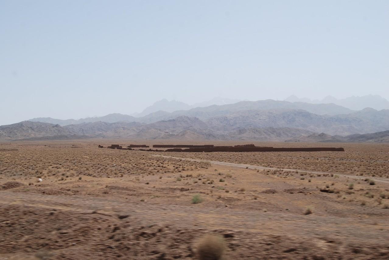 Weg nach Isfahan