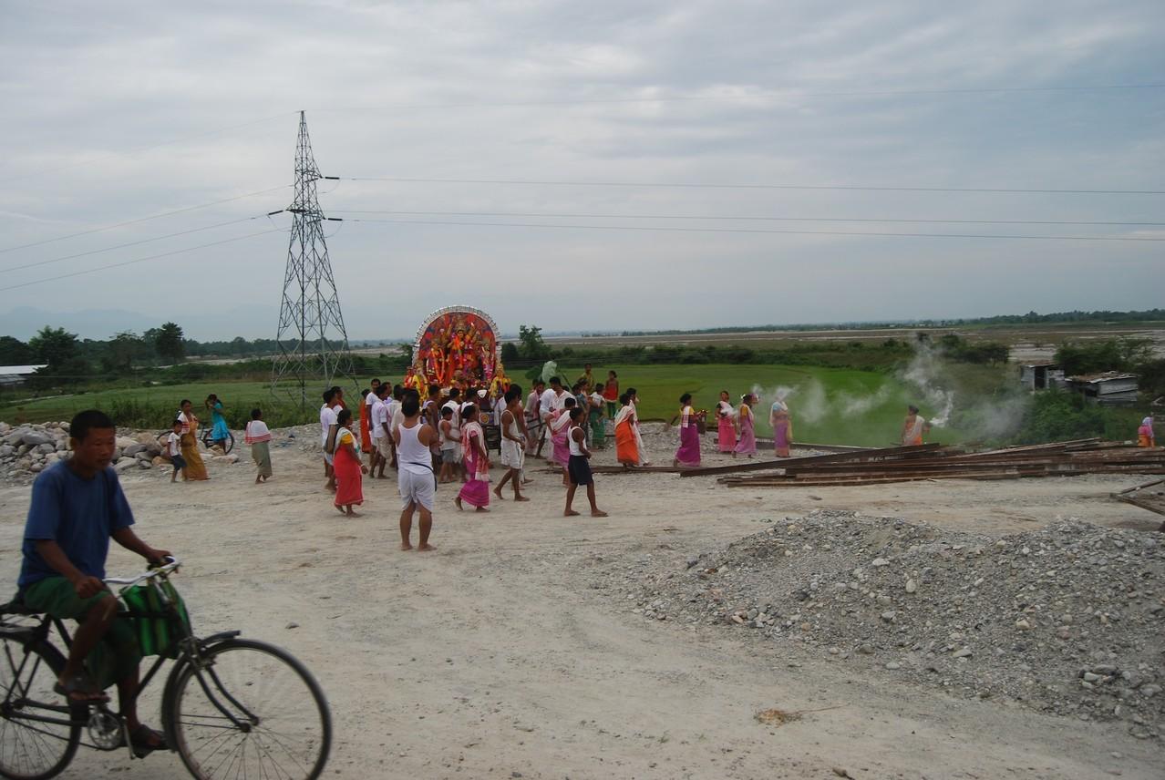 Dashein-Festivitäten