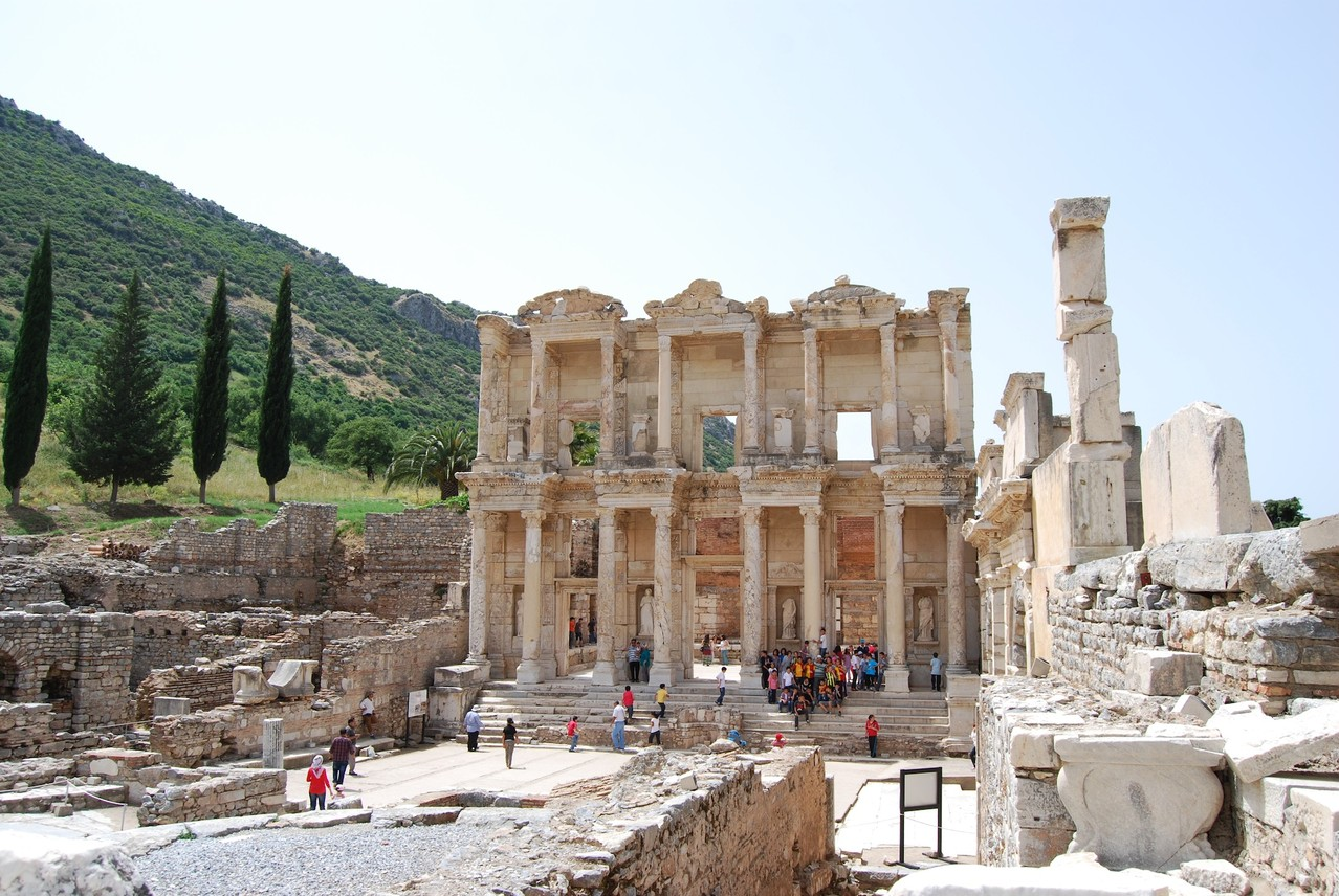 Ephesos Bibliothek