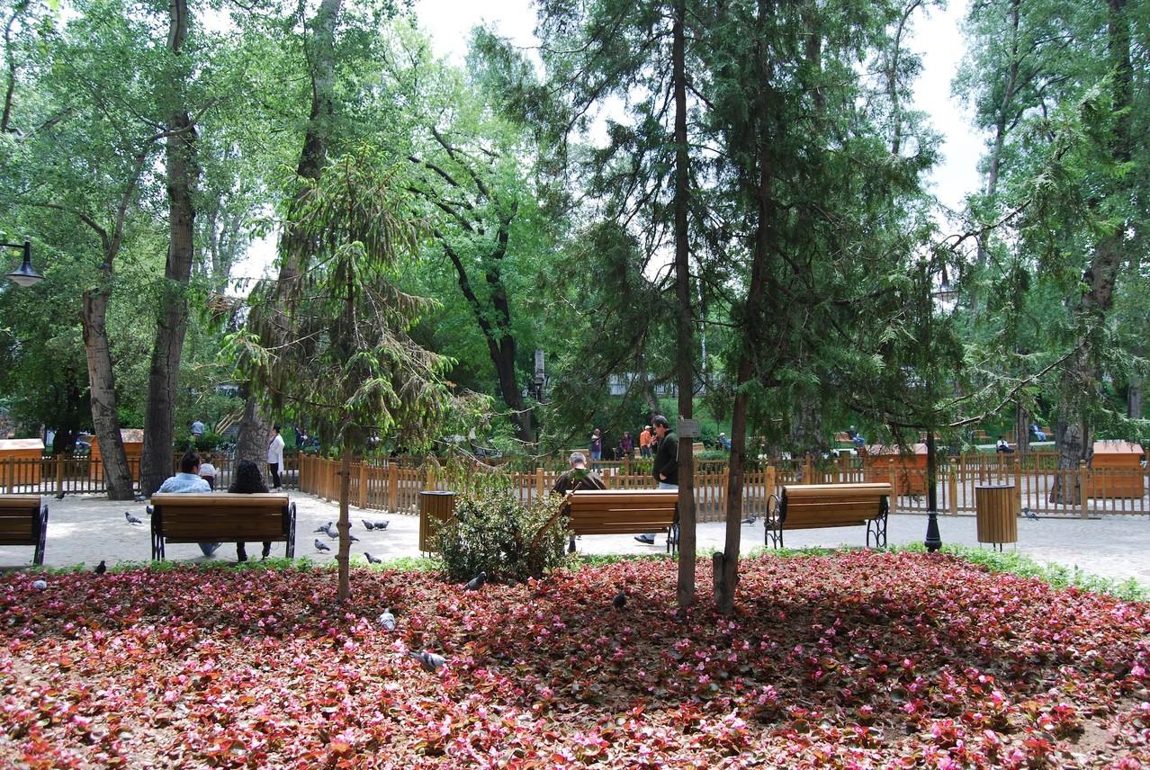 Park in Ankara