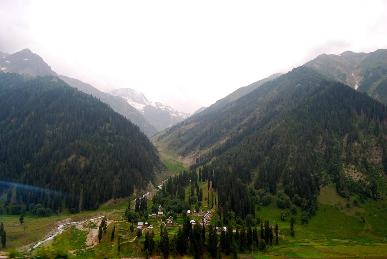 Von Srinagar nach Leh