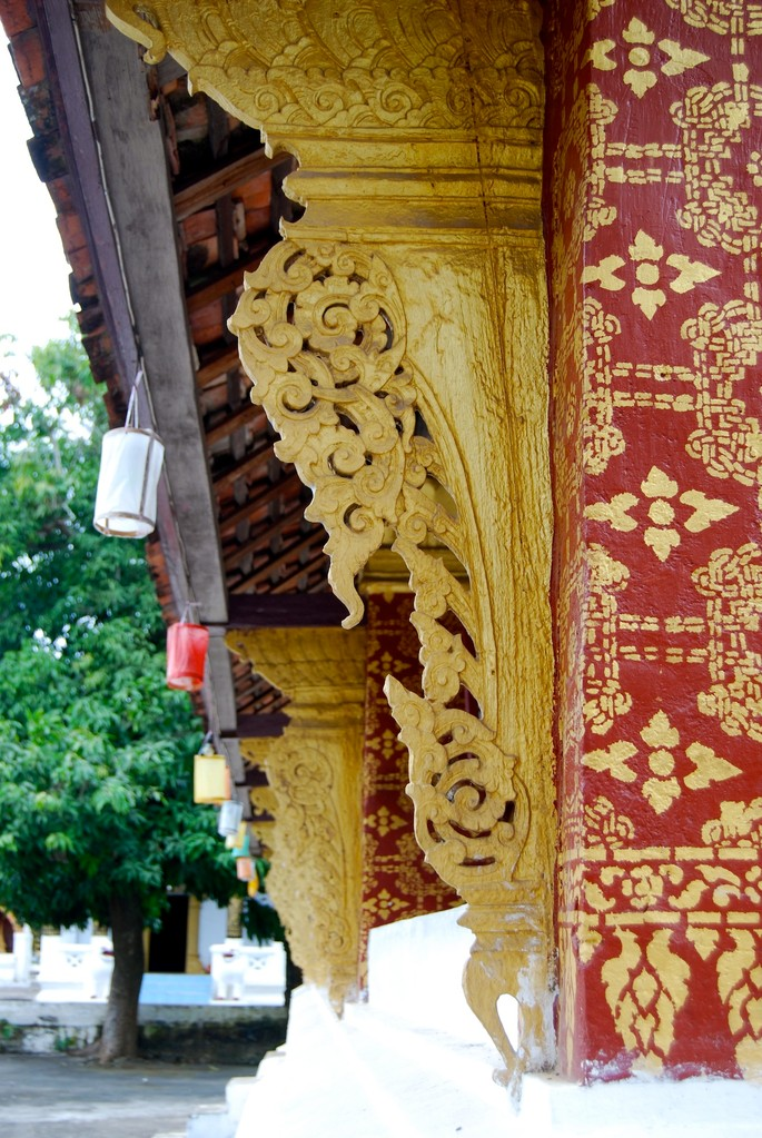 Ornament in Luang Prabang