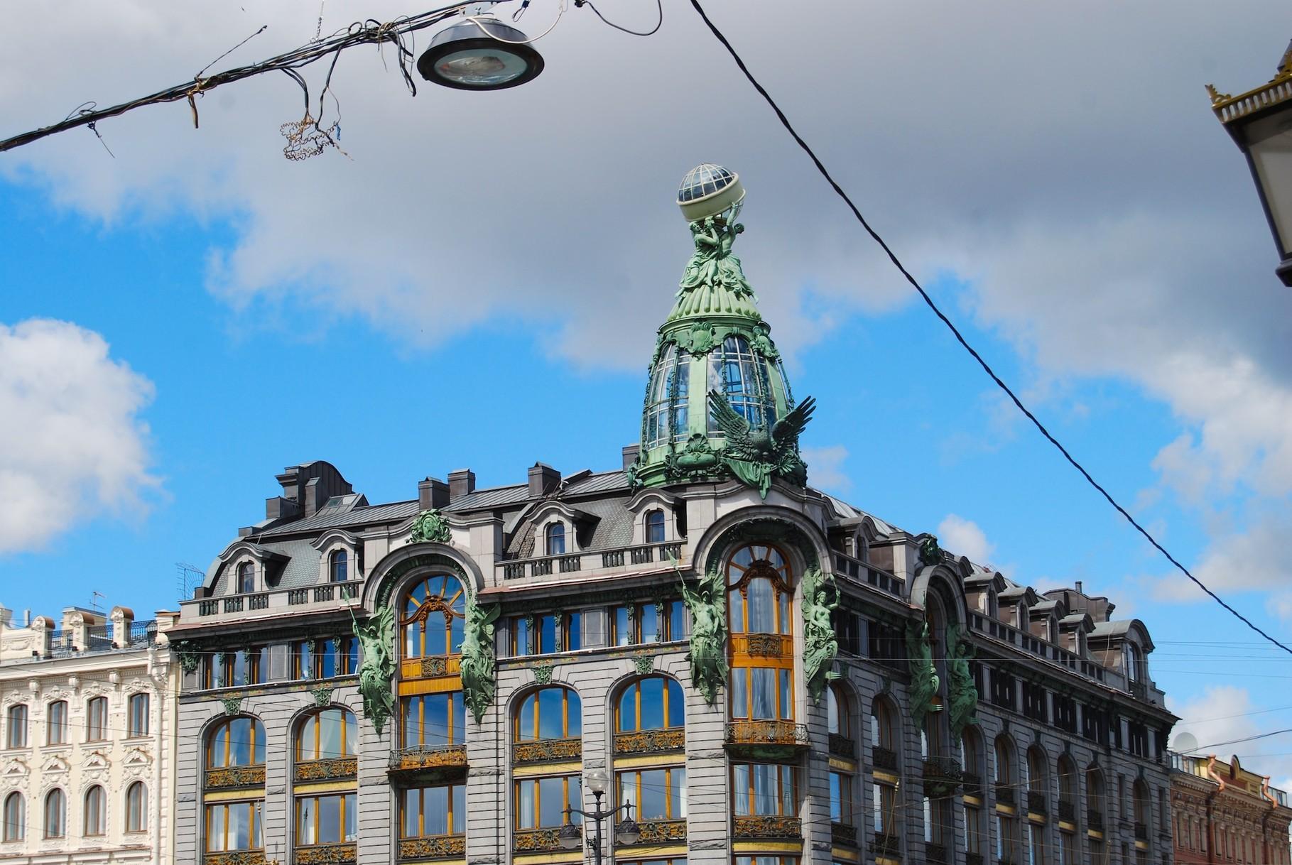 Architektur in St. Petersburg