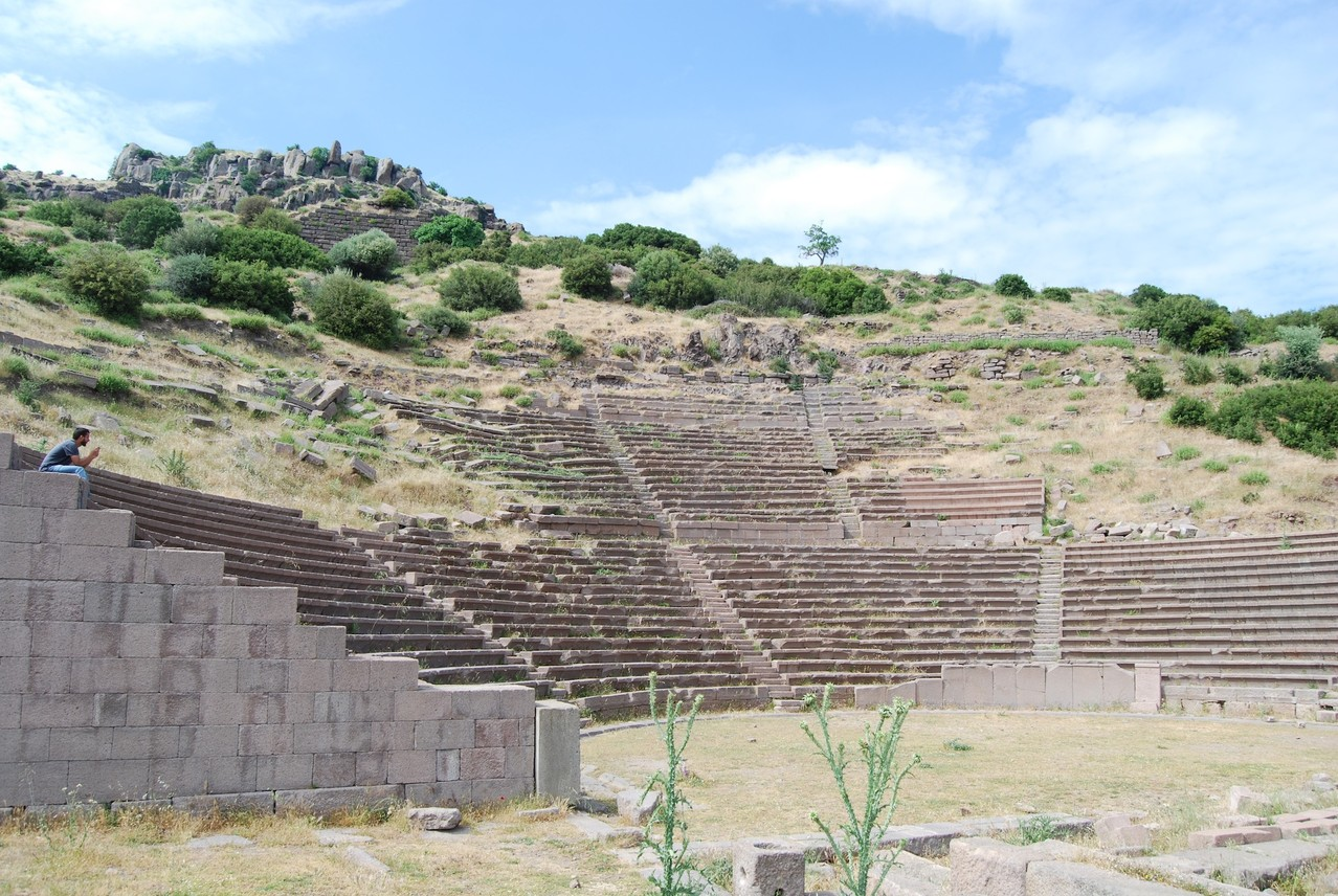 Theater in Assos