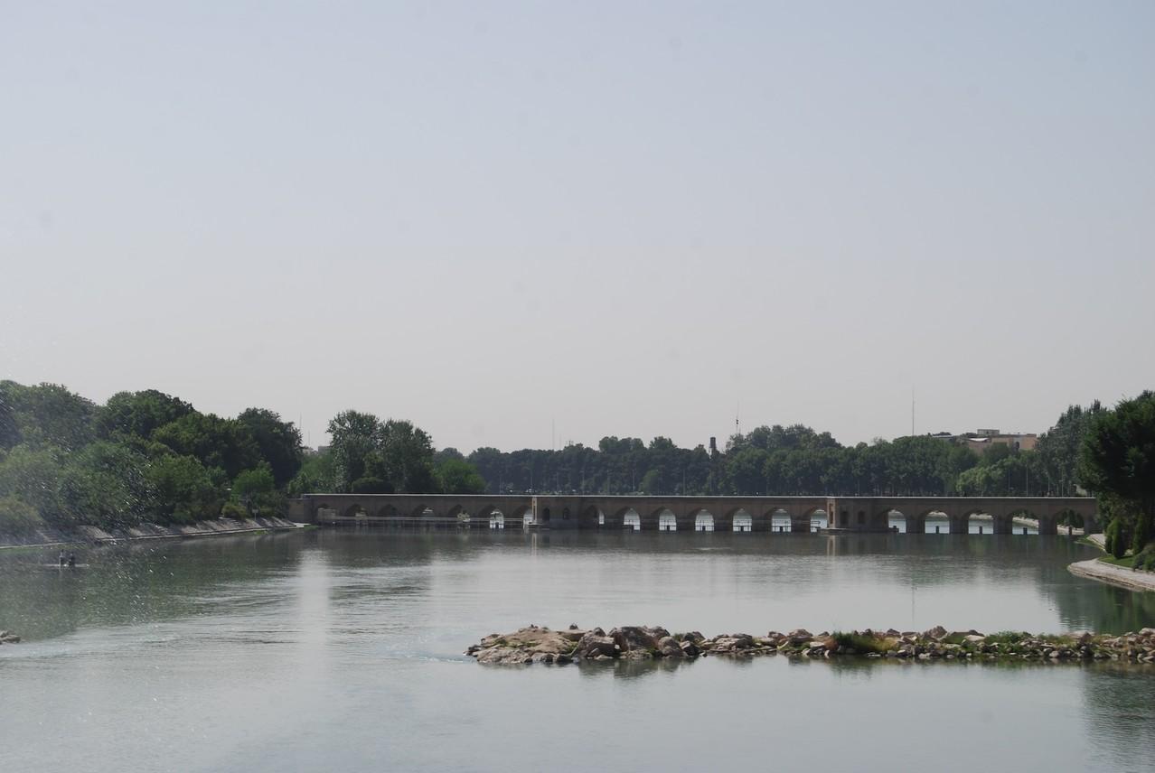 Brücke in Isfahan