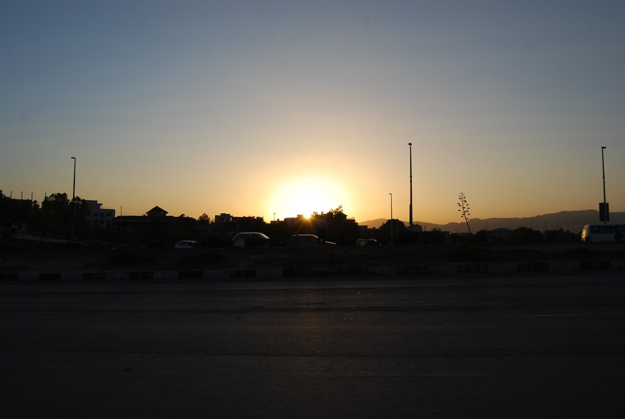 Sonnenuntergnag