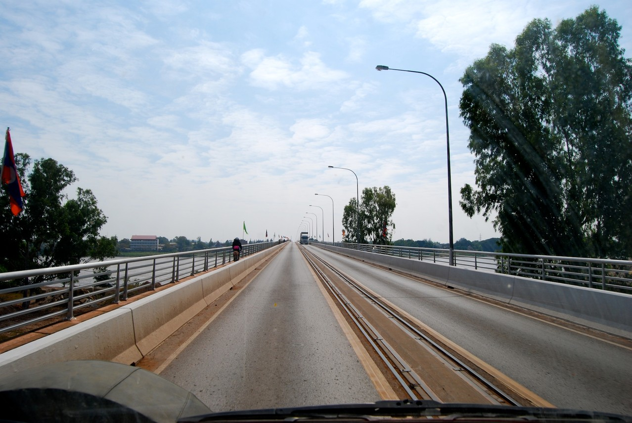 Thai-Lao-Friendship Bridge