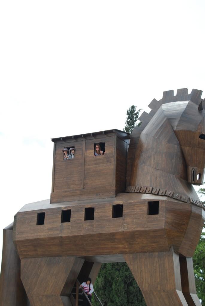 Im Pferd