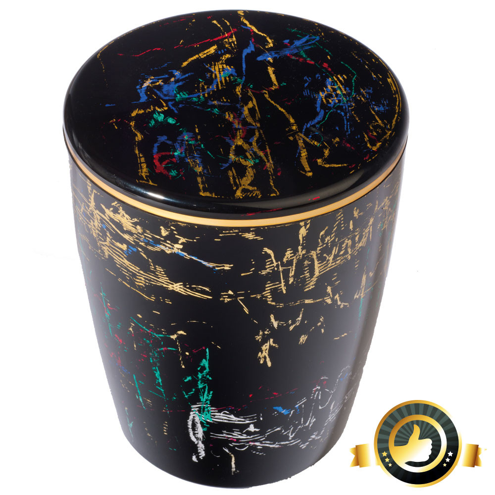 naturstoff edel design urnen urne privat kaufen welt bestattung freie bestatterwahl alle. Black Bedroom Furniture Sets. Home Design Ideas