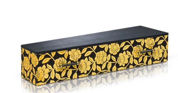 flora gold urne privat kaufen welt bestattung freie. Black Bedroom Furniture Sets. Home Design Ideas