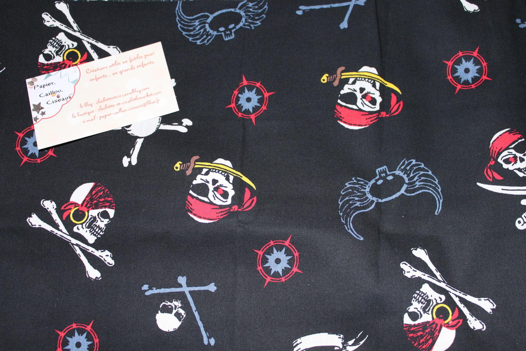 """Modèle """"Pirates"""""""