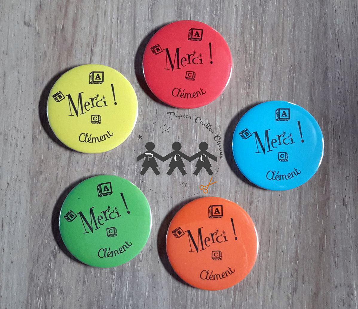 badge magnet miroir décapsuleur personnalisé pour toutes les occasions