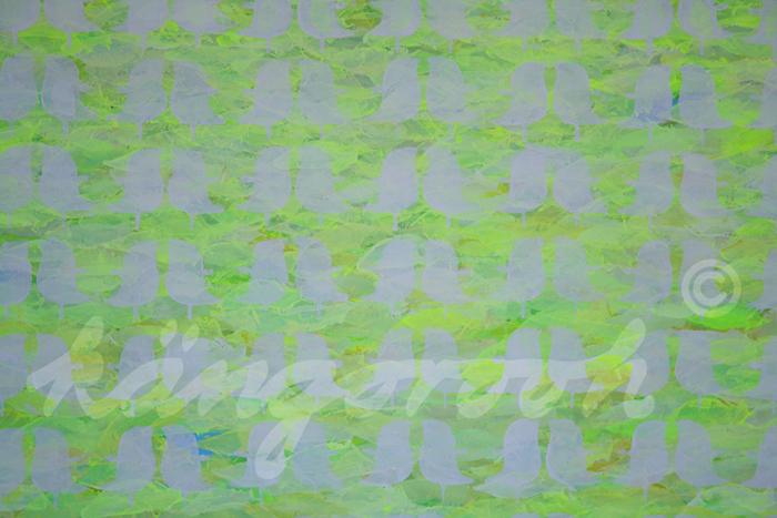 """vogelschwarm"" / 2016 / Carla Graupe /"