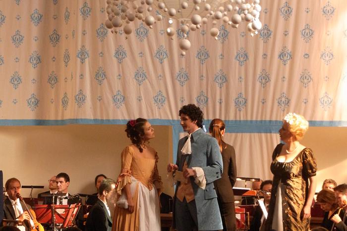 """""""Die Hochzeit des Figaros"""" W.A. Mozart / Klassik für Kinder Leipzig"""