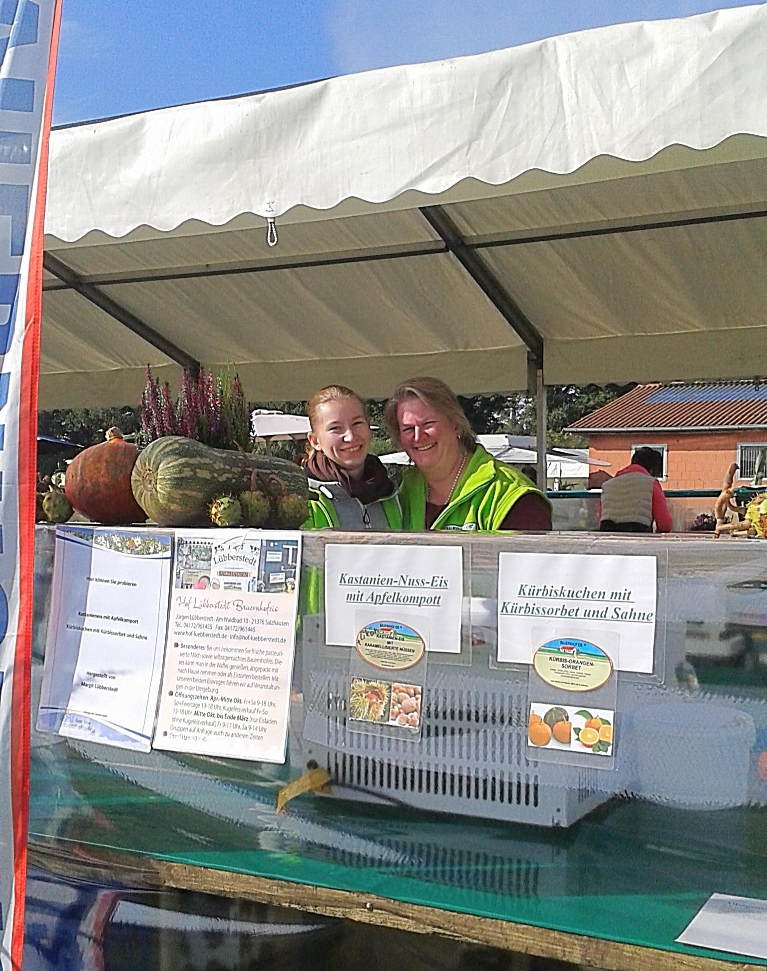 Kochfest Behringen/Bauernhofeis