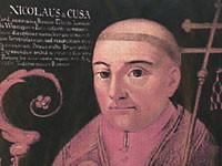 Darstellung Cusanus aus dem Diözesanmuseum in Brixen
