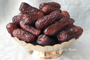 Iranian Dates Pariz Nuts