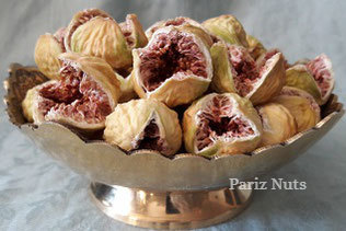 Iranian Dried Figs Pariz Nuts