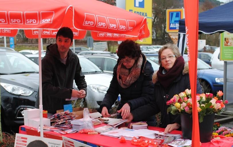 Nino Schork, Beatrix Boshoven-Krämer, Monika Hartrampf