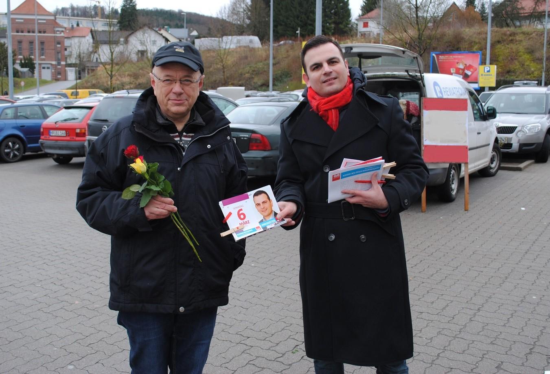Udo Klos, Sven Wingerter