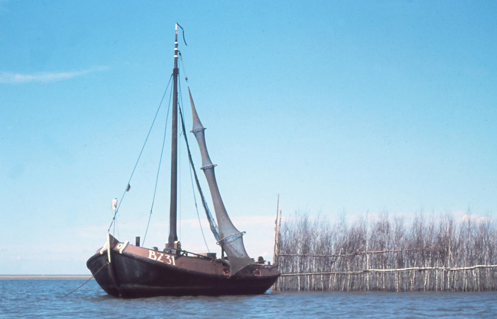 16-06-1950 Weervisserij op de Ooster Schelde.