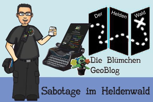 Sabotage Im Heldenwald