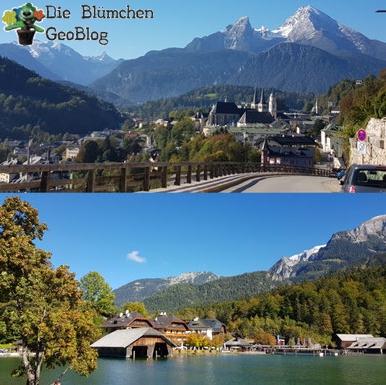Berchtesgaden und Königsee