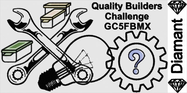 Quality Builders Challenge Geocache