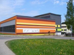 Sporthalle der GS Sonnenleithe