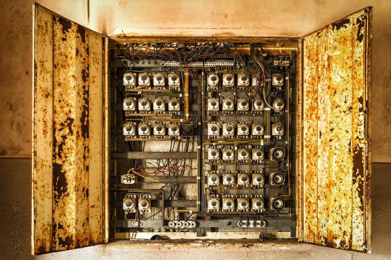 Sanierung Elektroanlagen