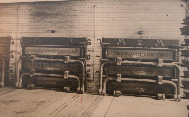 Auszugöfen 1953