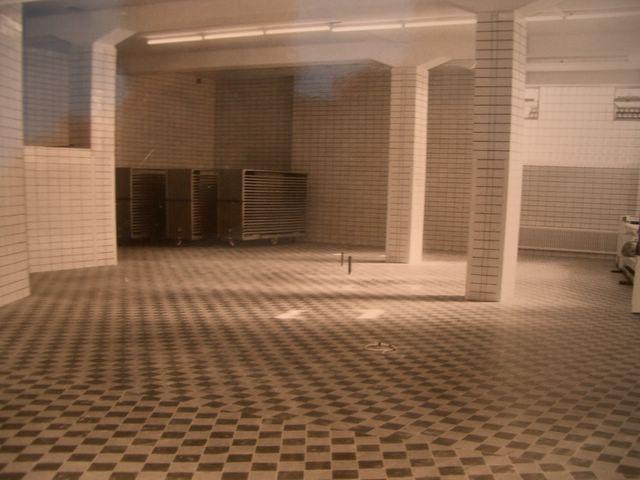 Produktionsräume 1.Etage 1970