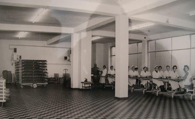 Packraum 1958
