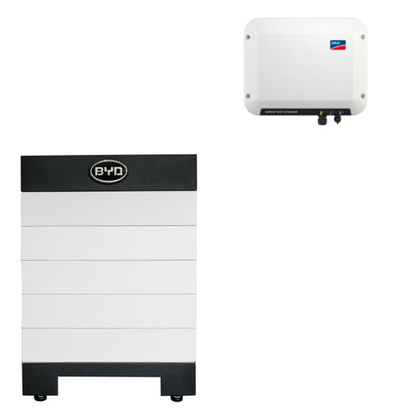 Die Installation meiner BYD B-Box HV mit SMA Sunny Boy Storage 2.5