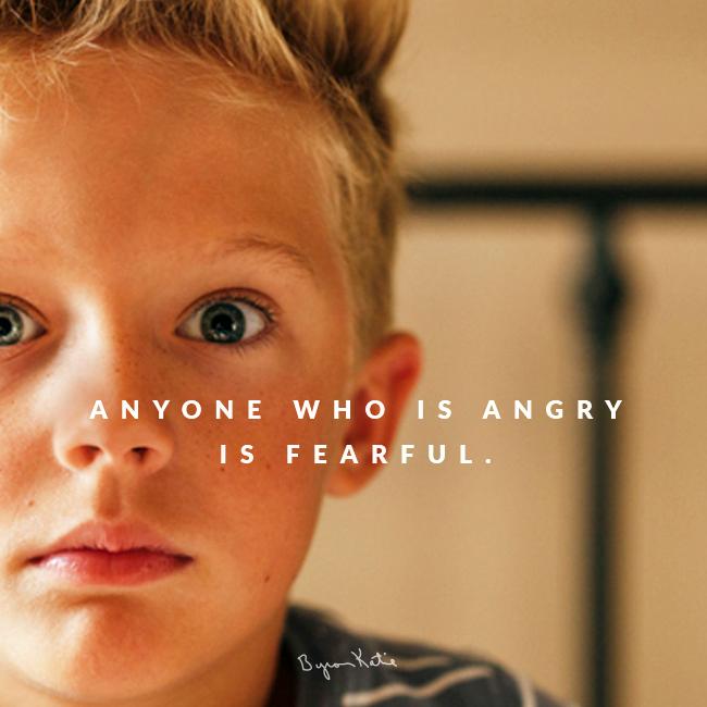Hinter jeder Wut liegt auch Angst, Stefanie Breme