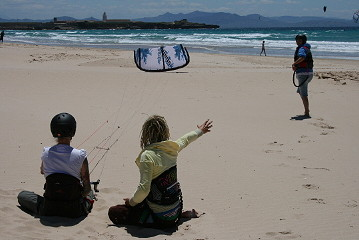 Kiteboarding Tarifa