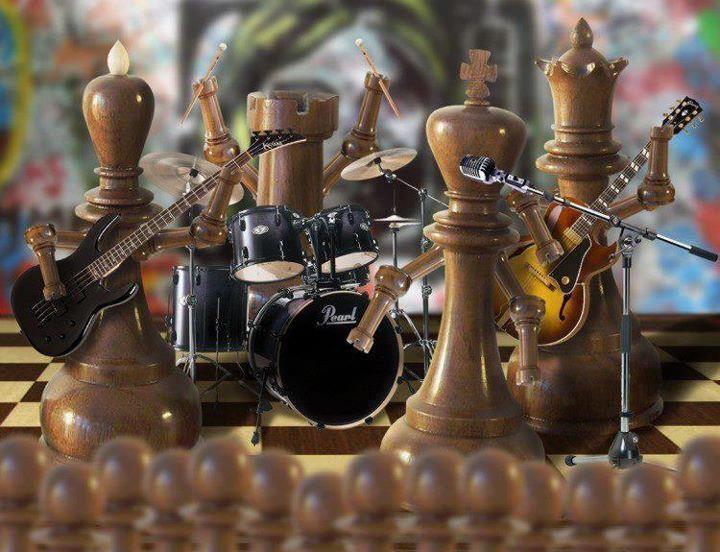 Rock n' Chess !